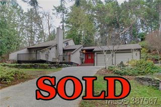 North Saanich Home sold by David Stevens